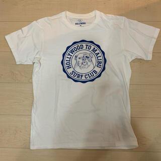 ロンハーマン(Ron Herman)のTシャツ ronherman ロンハーマン Hollywood 白 M(Tシャツ/カットソー(半袖/袖なし))