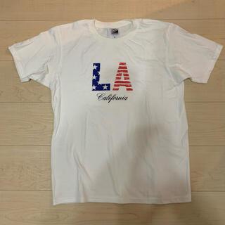 ロンハーマン(Ron Herman)のLA California ホワイト S ronherman Tシャツ(Tシャツ/カットソー(半袖/袖なし))