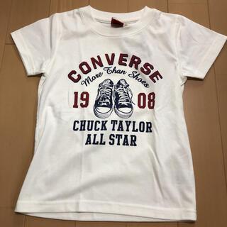 コンバース(CONVERSE)のコンバース 半袖 120cm(Tシャツ/カットソー)