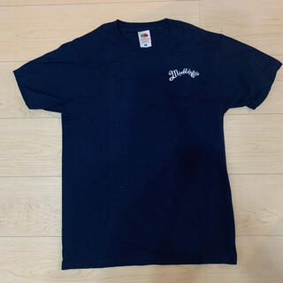 ロンハーマン(Ron Herman)のmarbles マーブルズ S ネイビー フルーツオンザルーム ポケットTシャツ(Tシャツ/カットソー(半袖/袖なし))