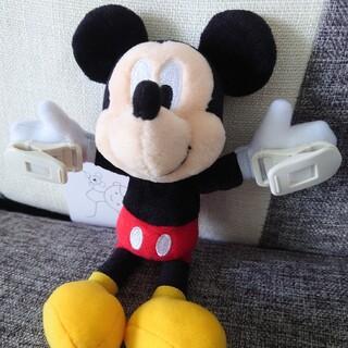 ディズニー(Disney)のディズニー くっつきぬいぐるみ ミッキー(キャラクターグッズ)