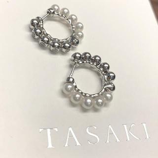 TASAKI - TASAKI☆タサキ2ウエイパールダイアモンドピアス♪