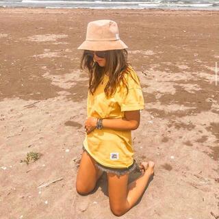 ロンハーマン(Ron Herman)の西海岸スタイル☆LUSSO SURF wave patch Tシャツ Mサイズ☆(Tシャツ/カットソー(半袖/袖なし))