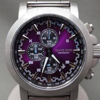 グランドジュール時計メンズ