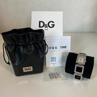 ドルチェアンドガッバーナ(DOLCE&GABBANA)のドルチェアンドガッパーナ 腕時計(腕時計)
