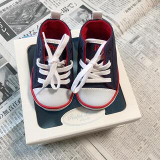 ポロラルフローレン(POLO RALPH LAUREN)のラルフ ローレン ベビーシューズ 8cm 赤ちゃん靴(スニーカー)