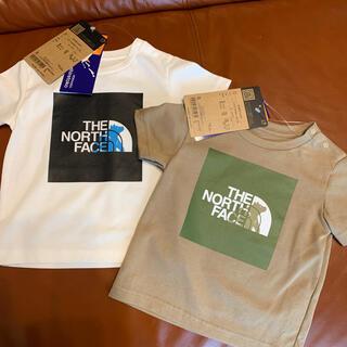 THE NORTH FACE - 新品THE NORTH FACEベビーTシャツセット