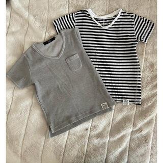 アズールバイマウジー(AZUL by moussy)のAZUL Tシャツセット(Tシャツ/カットソー)