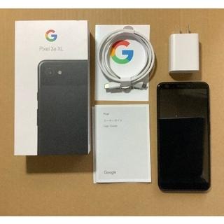 Google Pixel - Google pixel3a XL(Jast Black 64GB)