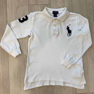 ポロラルフローレン(POLO RALPH LAUREN)のキッズ ポロラルフローレン 長袖ポロシャツ 120(Tシャツ/カットソー)