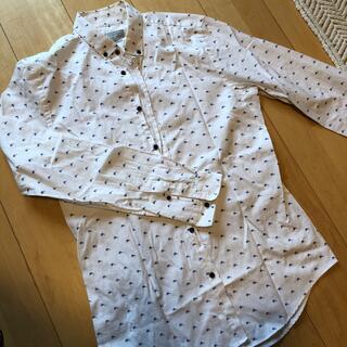 ザラ(ZARA)のデザインシャツ(シャツ)