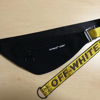 オフホワイト(OFF-WHITE)のoff-white ボディバッグ(ボディーバッグ)