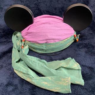 ディズニー(Disney)のパイレーツ ミッキー イヤーハット  パイレーツオブカリビアン 2020(キャラクターグッズ)