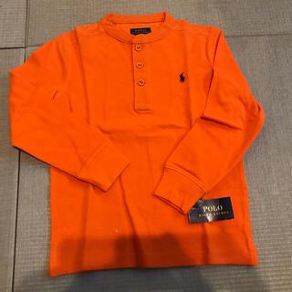 ポロラルフローレン(POLO RALPH LAUREN)のPOLO RALTH  LAUREN キッズ ロンT 新品未使用★ 120(Tシャツ/カットソー)