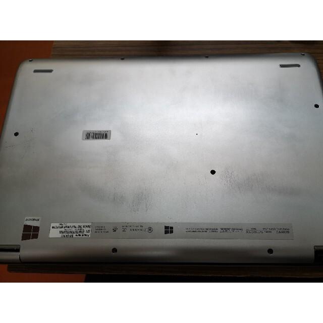 SONY(ソニー)のVAIO SVF15 フルHDノートPC 難あり スマホ/家電/カメラのPC/タブレット(ノートPC)の商品写真