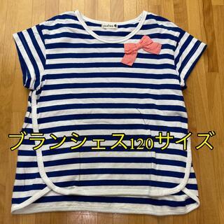 ブランシェス(Branshes)の子供服 女の子 ブランシェス 半袖Tシャツ 120サイズ(Tシャツ/カットソー)