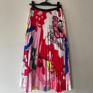 ピンクパンサー スカート(ロングスカート)