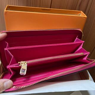 濃いピンク財布 フォロワーさん200円割引