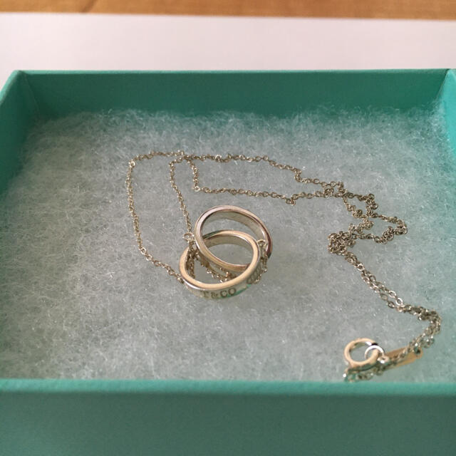 Tiffany & Co.(ティファニー)のティファニー インターロッキングサークルペンダント レディースのアクセサリー(ネックレス)の商品写真