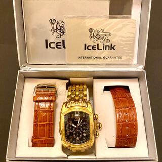 AVALANCHE - ICELINK 腕時計 超レア 美品