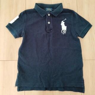 ポロラルフローレン(POLO RALPH LAUREN)のPOLO Ralph Laurenネイビーポロシャツ140(Tシャツ/カットソー)