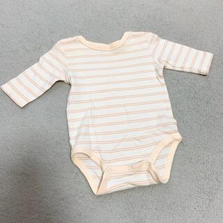 ユニクロ(UNIQLO)の#新生児 #出産準備 #ロンパース  #ボディシャツ #ユニクロ(肌着/下着)