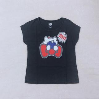 ユニクロ(UNIQLO)のUNIQLO  キティーちゃん Tシャツ カットソー (Tシャツ/カットソー)