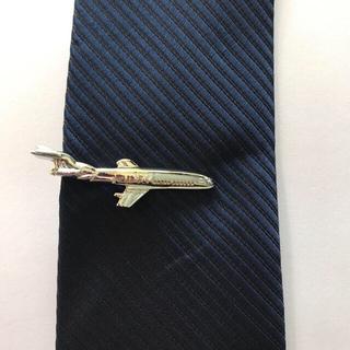 父の日にオススメ♫ネクタイピン 飛行機(ネクタイピン)