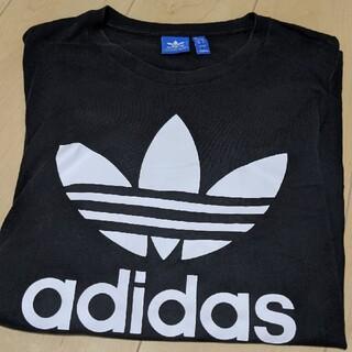 アディダス(adidas)のアディダス トレフォイル メンズ サイズXL(Tシャツ/カットソー(半袖/袖なし))