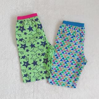 シマムラ(しまむら)のリラコ  ステテコ ハーフパンツ  パジャマ(パンツ/スパッツ)