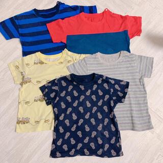 ユニクロ(UNIQLO)のユニクロ 子供服(Tシャツ/カットソー)