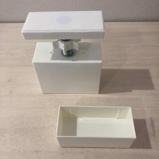 平安伸銅工業 LABRICO DIY収納パーツ 2×4アジャスター オフホワイト(棚/ラック/タンス)