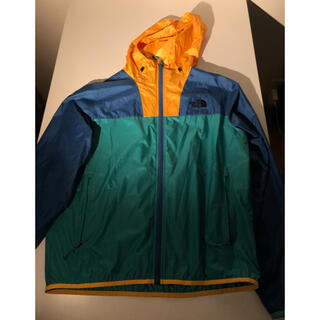 THE NORTH FACE - THE NORTH FACE コンパクトナイロンジャケット フード付き