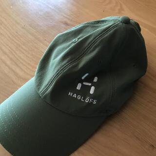 Haglofs - ホグロフス キャップ ランニング 登山