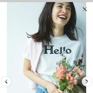 MADISONBLUE - Madison Blue Hello T shirt サイズ01