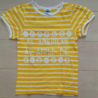 ブリーズ(BREEZE)の美品 130 ☆レディアップルシードのTシャツ  ブリーズ(Tシャツ/カットソー)