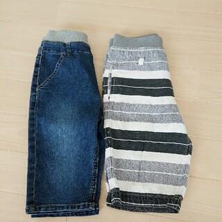 エムピーエス(MPS)の140 2枚セット ズボン(パンツ/スパッツ)