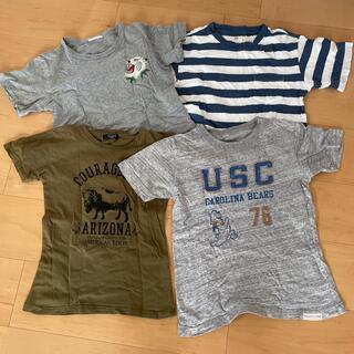 140サイズTシャツセット(Tシャツ/カットソー)