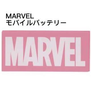 MARVEL - モバイルバッテリー スマホ 充電器 ディズニー Disney MARVEL