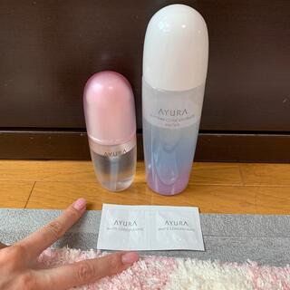 アユーラ(AYURA)のAYURA 化粧水 化粧液 セット(化粧水/ローション)