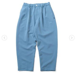 【新品】KEBOZ WIDE TR2 PANTS TURQUOISE BLUE(ワークパンツ/カーゴパンツ)
