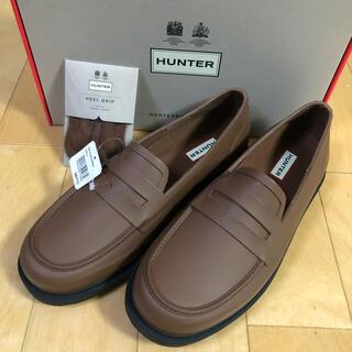 ハンター(HUNTER)のハンター ローファー メンズ オリジナル ペニー ローファー(長靴/レインシューズ)