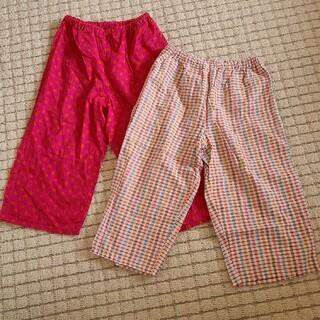 110-125 ステテコ パジャマ パンツ ワコール
