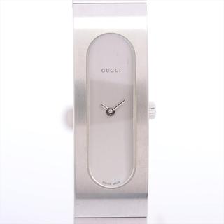 グッチ(Gucci)のグッチ バングルウォッチ SS   ユニセックス 腕時計(腕時計)