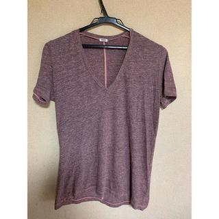 ロンハーマン(Ron Herman)のロンハーマン 購入 VネックTシャツ(Tシャツ(半袖/袖なし))