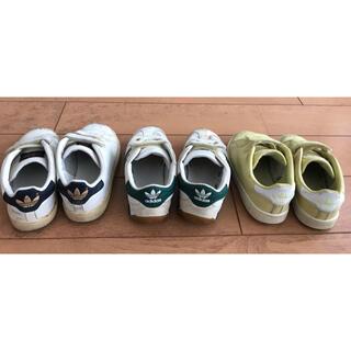 adidas - adidas☆キッズ3足set