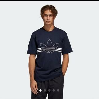 アディダス(adidas)のアディダスオリジナルス ロゴ 半袖Tシャツ XS(Tシャツ/カットソー(半袖/袖なし))