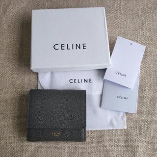 セリーヌ(celine)の❀さいふ/国内発送/送料無料❀ CELINE セリーヌ 折り財布 (名刺入れ/定期入れ)