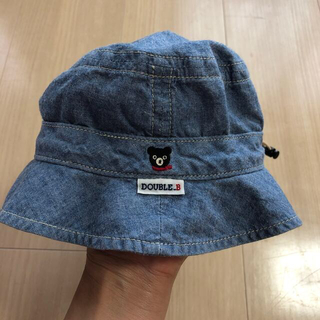 DOUBLE.B - ダブルビー 帽子