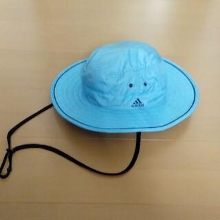 アディダス(adidas)の小学生向けAdidasの水色帽子(帽子)